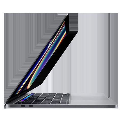Proкачайся на полную с новым MacBook Pro 13